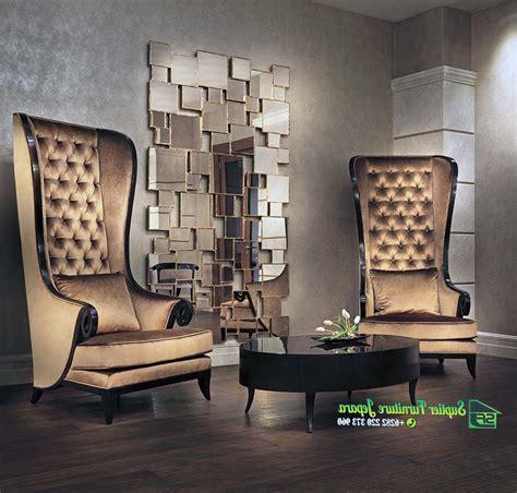 desain wallpaper ruang tamu mewah ndik home