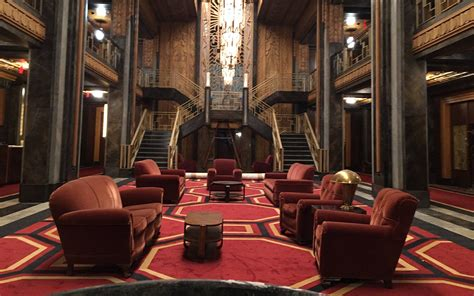 Home Design Show Chicago by Talking Hotel Cortez With American Horror Story S Set
