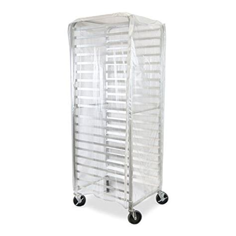 Bun Pan Rack Cover by Truecraftware Plastic Cover For 20 Tier Commercial Kitchen