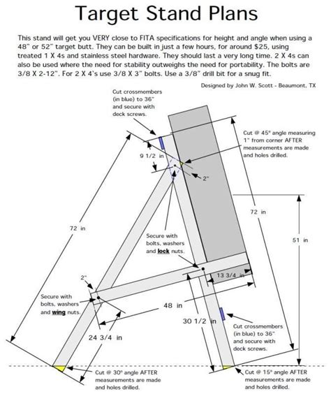 archery bow stand plans 25 best ideas about archery target stand on