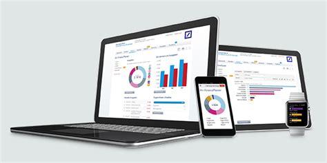 deutsche bank privatkunden digital banking im 220 berblick deutsche bank privatkunden