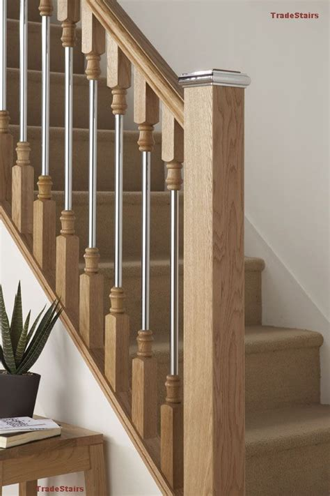 chrome banisters 52 best images about railing spindles and newel posts