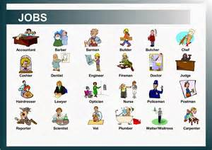 Jobs P E by Learning English Jobs And Occupations