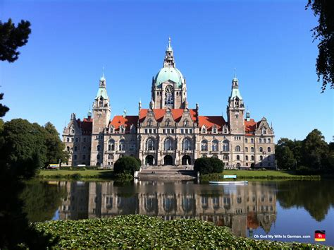 in german pictures a walking tour of hannover germany on the thread part i oh god