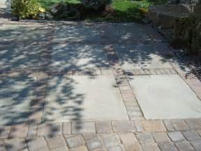 Bluestone Patio Pavers Custom Stoneworks Design Inc Flagstone Bluestone Mixed With Brick Pavers