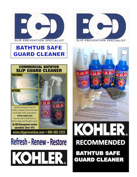 how to make bathtub cleaner 20 best images about kohler best bathtub cleaner on