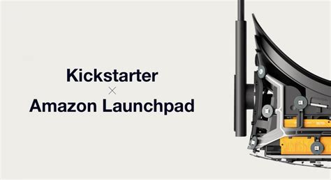 amazon launchpad amazon launchpad creates kickstarter collection total retail