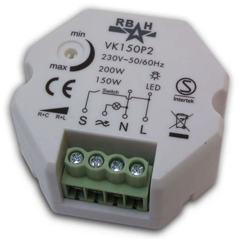 led len dimmen 230v led puls dimmer vk150p2 150w 230v