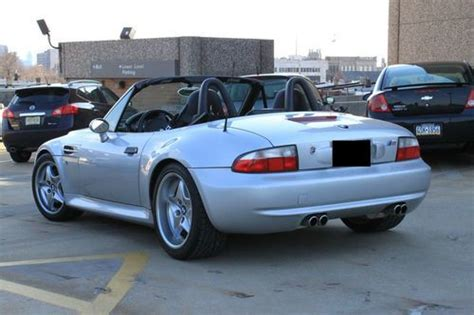 2002 Bmw M Roadster by Find Used 2002 Bmw Z3 M Roadster Convertible Coupe 55 5k