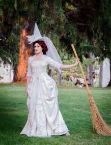 diy white witch costume halloween witch costumes homemade images
