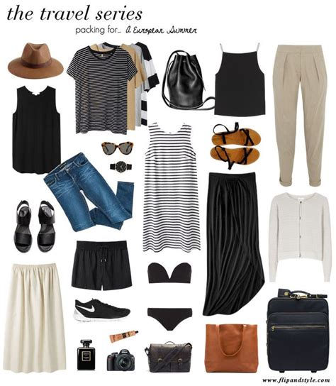 Europe Travel Wardrobe by Best 20 Summer Travel Ideas On Summer