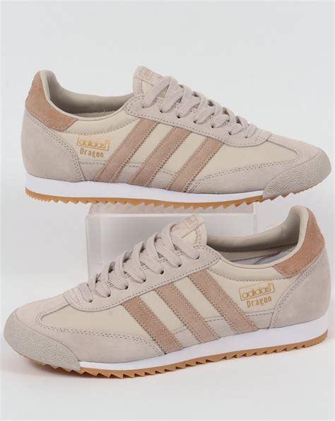 adidas light brown shoes adidas dragon trainers clear brown clay originals shoes og