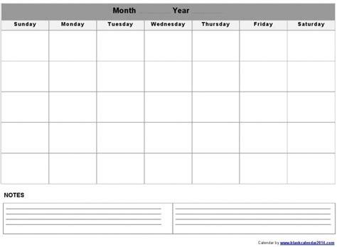 Sunday Through Saturday Calendar Template by Sunday Through Saturday Calendar Calendar Printable Template