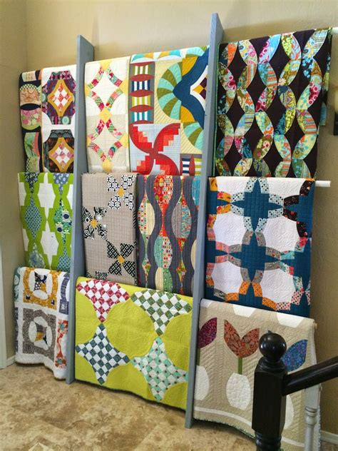 Sew Kind Of Wonderful Tuesday Tips Displaying Quilts | tuesday tips displaying quilts sew kind of wonderful
