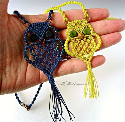Micro Macrame Tutorials - 25 best micro macrame trending ideas on micro