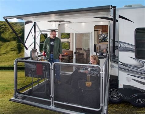 Keystone Raptor Floor Plans inimitable fifth wheel toy hauler with outside kitchen and