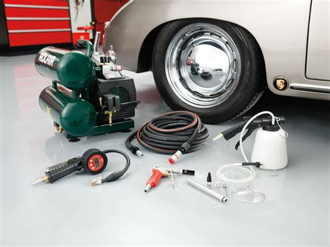 garage basics air compressors features benefits how they work in my garage