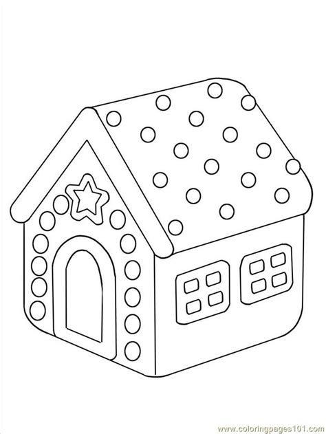 gingerbread house coloring page coloring free gingerbread house page 171 free coloring pages