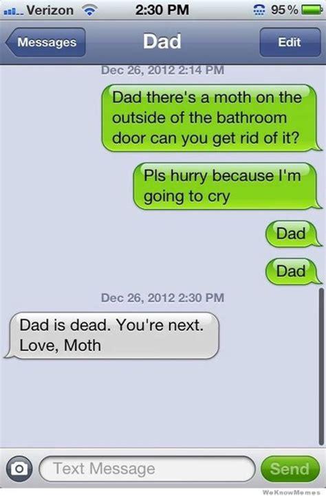funniest texts    parents   children