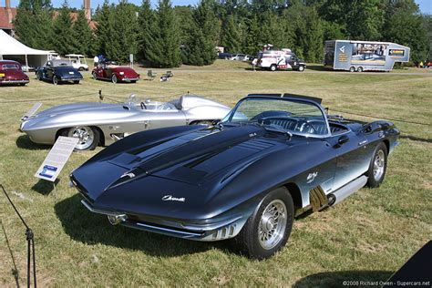 Chevrolet Mako Shark by 1961 Chevrolet Corvette Mako Shark Gallery Chevrolet