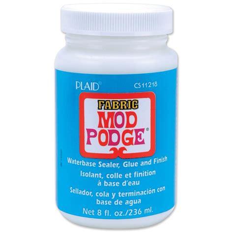 Decoupage Glue Australia - mod podge fabric 236ml