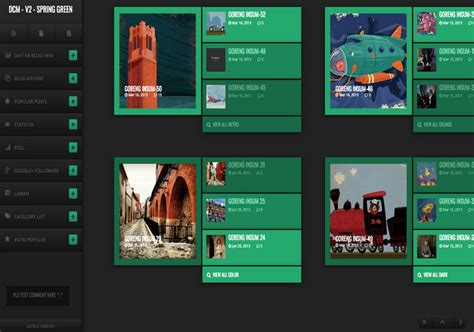 download themes blogger store v2 dcm v2 spring green responsive blogger template 2014 free
