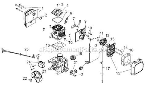 troy bilt tiller carburetor diagram troy bilt tb4bp parts list and diagram 41ar4bpg966