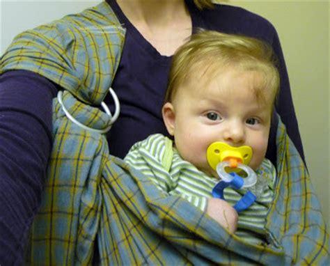 Handmade Baby Sling - wagon of handmade baby sling