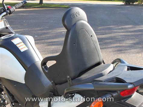 siege enfant givi transporter un enfant 224 moto ou scooter part 2 test du