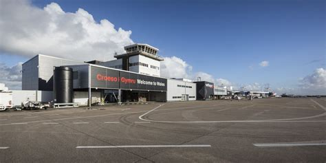 cardiff airport wins  airport  aoa awards