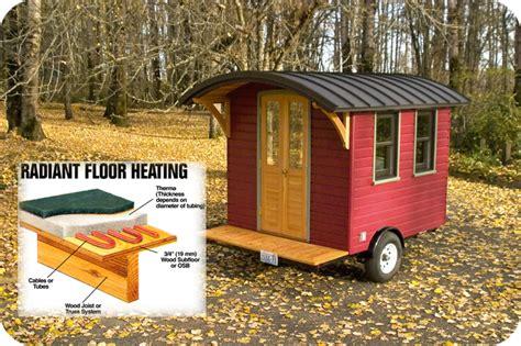 Tiny Home Hvac Systems Radiant Floors