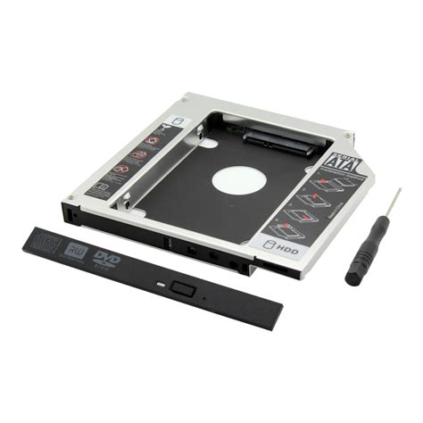 Hardisk Laptop Second for h p pavilion dv6 dv7 dv5 series laptop hdd ssd caddy second disk drive enclosure cd dvd