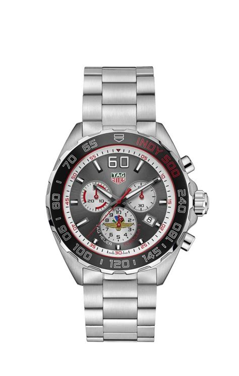 Tagheuer Indy Chronoraph For meet new tag heuer indy 500 watches atimelyperspective