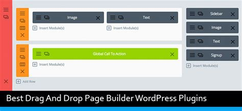 wordpress layout drag and drop 3 best drag and drop page builder wordpress plugins of