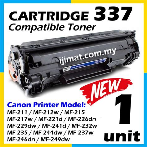 Catridge Canon Mf 337 Ori 1 canon 337 cartridge 337 high quality compatible toner
