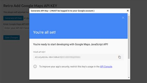 google images keys api key for google maps wordpress plugins