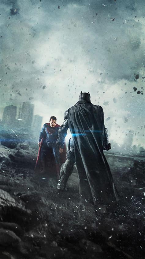 batman  superman dawn  justice  phone wallpaper