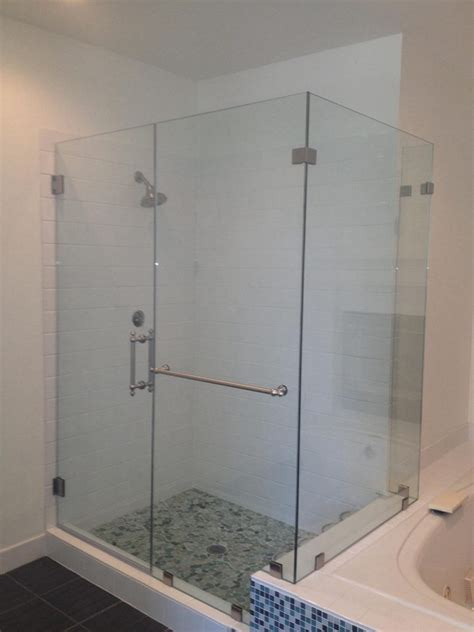 custom frameless shower enclosures and shower doors custom frameless shower door designs louisiana bucket