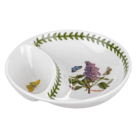 Botanic Garden Portmeirion Dishes Portmeirion Botanic Garden Divided Dish 19 99 You Save 5 01