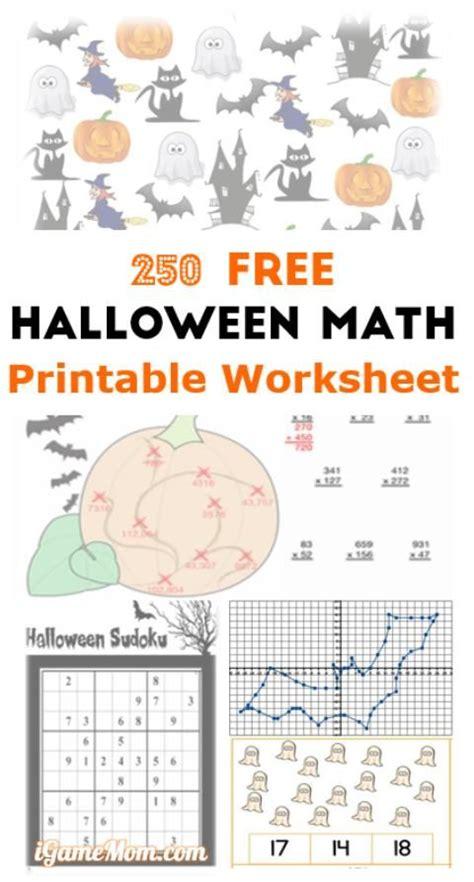 math student and halloween on pinterest halloween math for preschoolers preschool and