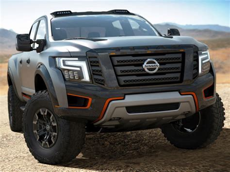 Jual Nissan Titan nissan titan warrior cocok untuk bad guys mobil baru mobil123