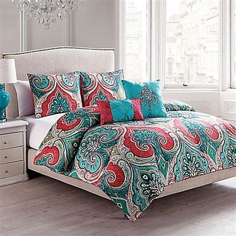 turquoise and coral bedding 25 best ideas about coral and turquoise bedding on
