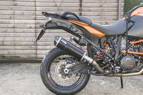 Ktm Exhaust Ktm 1190 Adventure R 2013 Gt Exhaust Gallery