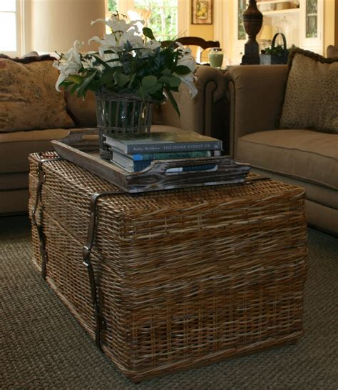vignette design warm wonderful woven wicker