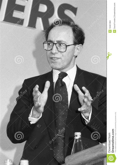 Rt. Hon. Malcolm Rifkind editorial stock image. Image of