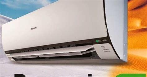 Ac Panasonic Setengah Pk harga ac panasonic 1 2 pk dan 1 pk r32 terbaru