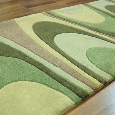 Products Runners And Modern On Pinterest Modern Green Rugs