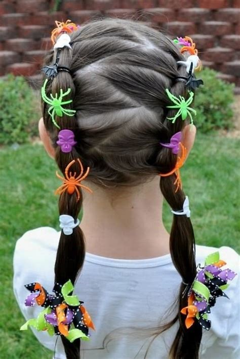 Halloween Hairstyles For Toddlers | kids hairstyles for summer halloween hairstyles for
