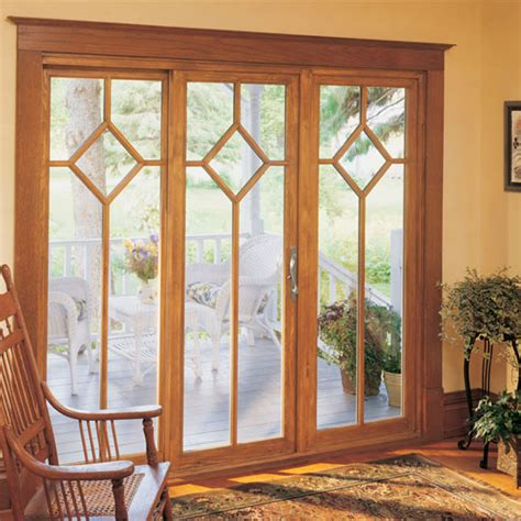 sliding patio doors by marvin