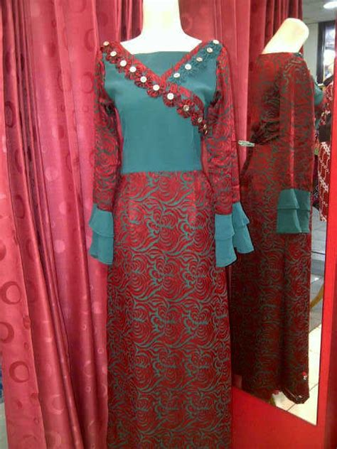 desain gamis jeans customized order form customer adeliaboutique